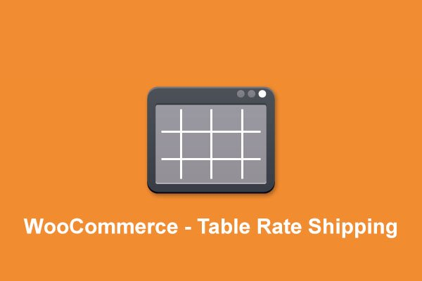 Wp ronin download categories free for Table rate shipping
